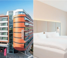 Billede av hotellet NH Collection Frankfurt City - nummer 1 af 20