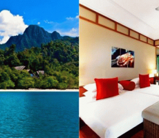 Billede av hotellet The Andaman Langkawi Resort a Luxury Collection (e - nummer 1 af 14