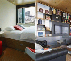 Billede av hotellet citizenM London Shoreditch - nummer 1 af 32