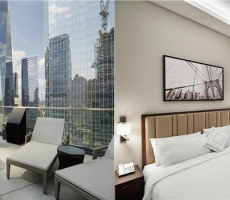 Billede av hotellet Courtyard New York Downtown Manhattan/World Trade  - nummer 1 af 55