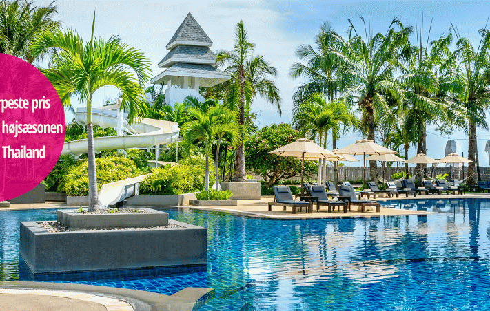 Billede av hotellet Novotel Hua Hin Cha Am Beach Resort & Spa - nummer 1 af 38