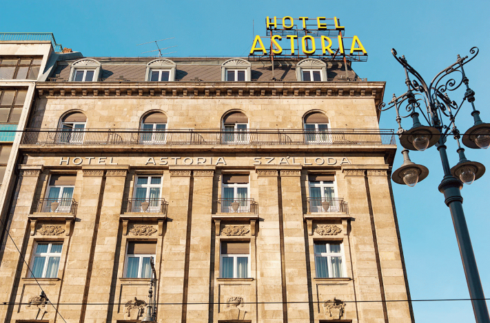 Billede av hotellet Danubius Hotel Astoria City Center - nummer 1 af 9