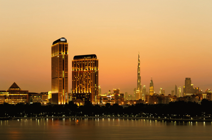 Billede av hotellet Hyatt Regency Dubai Creek Heights - nummer 1 af 13