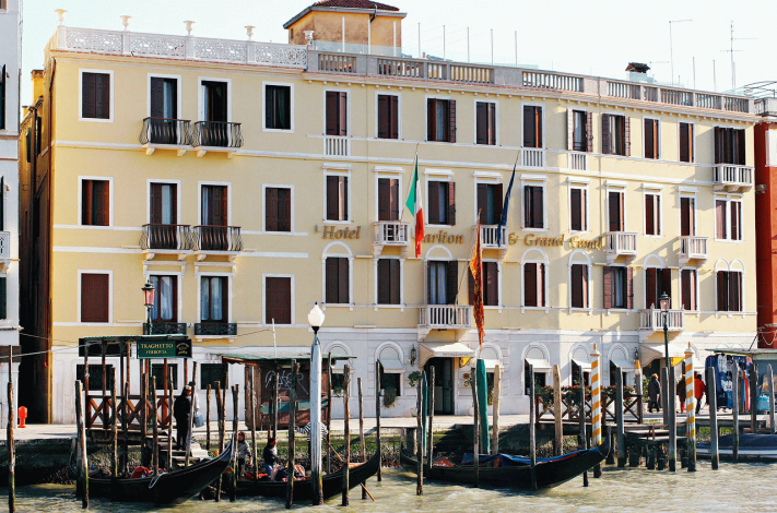 Billede av hotellet Hotel Carlton on the Grand Canal - nummer 1 af 10