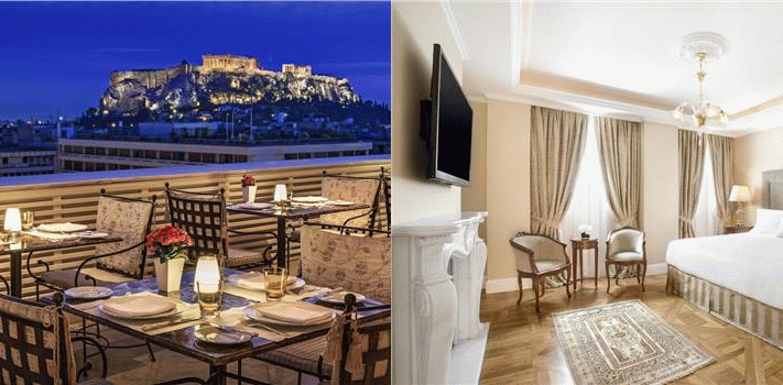 Billede av hotellet King George, a Luxury Collection Hotel, Athens - nummer 1 af 43