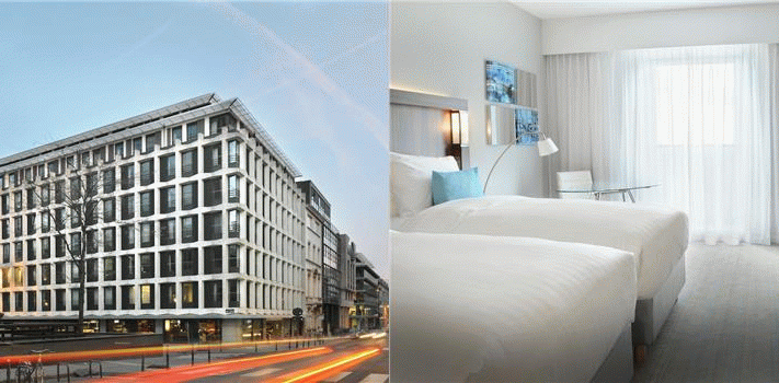 Billede av hotellet Courtyard by Marriott Brussels EU - nummer 1 af 41