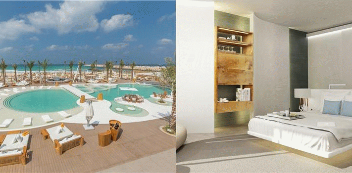 Billede av hotellet Nikki Beach Resort and Spa Dubai - nummer 1 af 15
