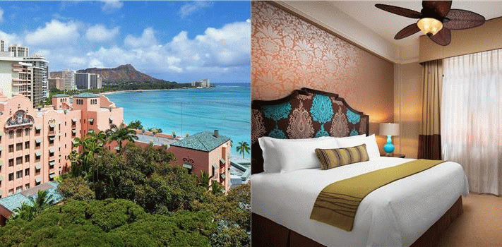 Billede av hotellet The Royal Hawaiian, a Luxury Collection Resort, Wa - nummer 1 af 85