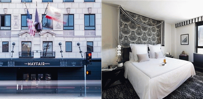 Billede av hotellet The Mayfair Hotel Los Angeles - nummer 1 af 69