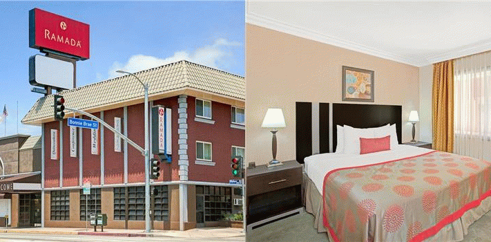 Billede av hotellet Ramada by Wyndham Los Angeles/Downtown West - nummer 1 af 27