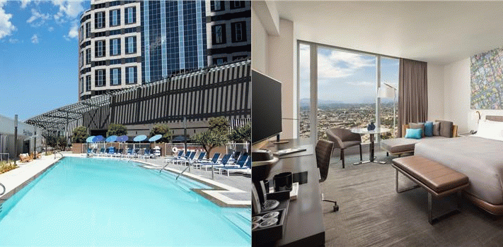 Billede av hotellet InterContinental Los Angeles Downtown - nummer 1 af 112
