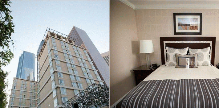 Billede av hotellet Omni Los Angeles at California Plaza - nummer 1 af 10