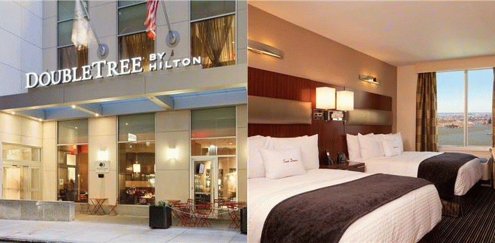 Billede av hotellet DoubleTree by Hilton New York City - Financial Dis - nummer 1 af 12