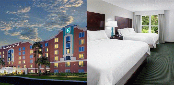 Billede av hotellet Embassy Suites Lake Buena Vista Resort - nummer 1 af 35