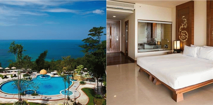 Billede av hotellet Sea View Resort and Spa Koh Chang - nummer 1 af 24