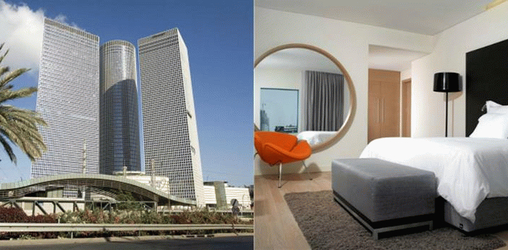 Billede av hotellet Crowne Plaza Tel Aviv City Center - nummer 1 af 10