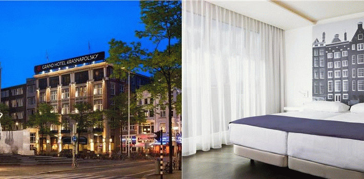Billede av hotellet NH Collection Grand Hotel Krasnapolsky - nummer 1 af 10