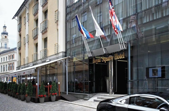 Billede av hotellet Royal Square Hotel and Suites - nummer 1 af 12