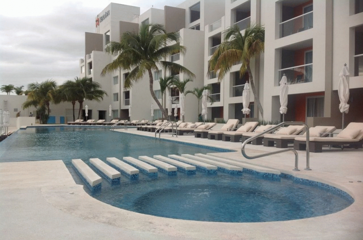 Billede av hotellet Real Inn Cancun by Camino Real - nummer 1 af 16