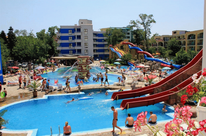 Billede av hotellet Kuban Resort and Aquapark - nummer 1 af 9