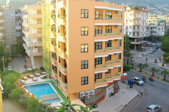 Billede av hotellet Happy Homes Apartments (ex Hatipoglu Apartments) - nummer 1 af 13