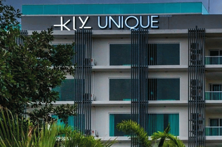 Billede av hotellet Unique Regency Pattaya (ex Kly Unique Pattaya) - nummer 1 af 5