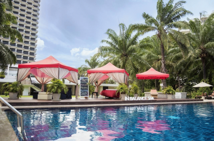 Billede av hotellet Novotel Hua Hin Cha Am Beach Resort and Spa - nummer 1 af 21