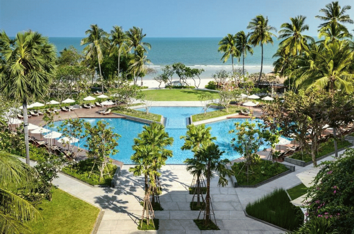 Billede av hotellet The Regent Cha Am Beach Resort - nummer 1 af 22