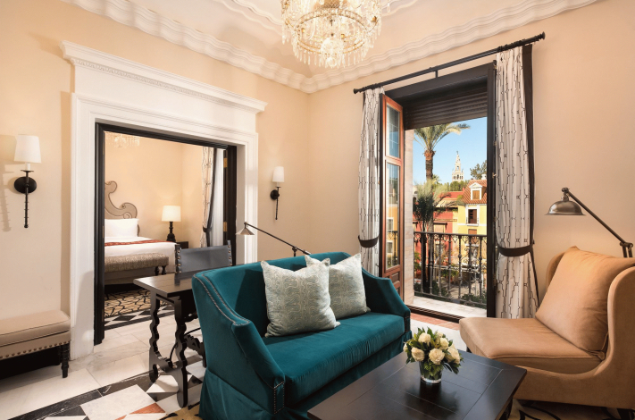 Billede av hotellet Hotel Alfonso XIII, a Luxury Collection Hotel, Sev - nummer 1 af 121